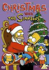 The Simpsons - Christmas With The Simpsons (DVD 2003)FREE P&P new/sealed