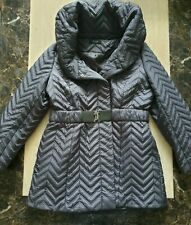 womens MODA AT GEORGE quilted coat jacket size uk 20 eur 48 ex.cond