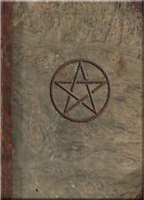 JOURNAL ~ Brown Pentagram ~ Wiccan Pagan Metaphysical Supply