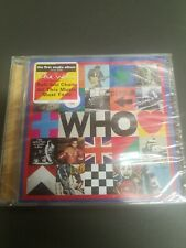 The Who - Who Self Titled CD Album 2019 Physical Sealed NEW unopened