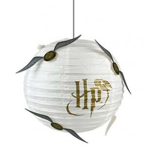 Harry Potter - Paper Light Shade (GOLDEN SNITCH)