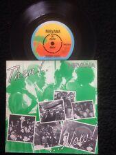 "Nirvana - Rainbow Chaser / Tiny Goddess 7"" Vinyl Promo/DJ Island WIP 6180 (1976)"