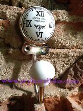 Reloj Antiguo Perchero Toalla Peg Ropa Juguetes ordenado Personalizado alfabeto Avail