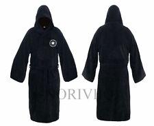 Adult Bathrobe Cosplay Star Wars Jedi Sith Hooded Robe Cloak Skywalker Gown