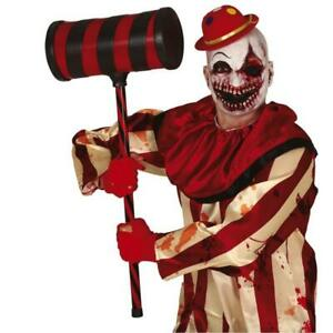 Clown Giant Hammer Halloween Fancy Dress Party Fun Accessory