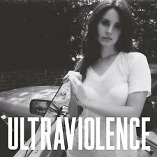 LANA DEL REY - ULTRAVIOLENCE (INKL.MP3 CODE) 2 VINYL LP NEU