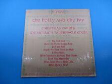 The Holly & The Ivy Christmas Carols Mormon Tabernacle Choir Album LP Vinyl 1960