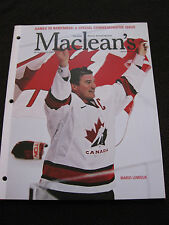 Maclean's Winter Olympics 2002 - Special Commemorative Issue - English