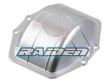 Axial Wraith 90018 90020 90031 90056 Alloy Aluminum Protector Diff Cover SILVER