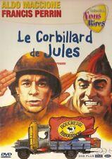 LE CORBILLARD DE JULES - Aldo Maccione et Francis Perrin - Dvd neuf sous cello.