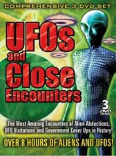 UFOs and Close Encounters [New DVD] Boxed Set, Deluxe Edition, Full Frame