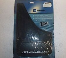 Chevy Malibu Splash Guards NOS # 12497413 Front or Rear