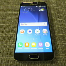 SAMSUNG GALAXY S6, 32GB (UNKNOWN CARRIER) CLEAN ESN, WORKS, PLEASE READ!! 36275