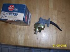 Fuel Pump :1973-74 Olds Cutlass 350/4bbl w/o AC - 40997 AC NOS