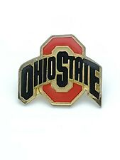 Vintage The Ohio State University Lapel Pin or Tie Tack EX Condition Gold Tone