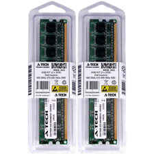 4GB KIT 2 x 2GB Dell Inspiron 560 560s 570 580 580s I580 PC3-8500 Ram Memory