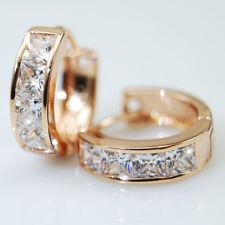Swarovski Rose Gold Filled Fashion Earrings