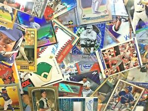Baseball Lots 5 Hits Auto Relic Rookie RC Numbered Parallel Refractor All Star