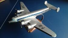 Maquette bois SNCASE SE161 Languedoc AIR FRANCE Pilot's Station 1/60 TRES RARE