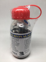 Elite Survival Kit #1 (80123) in a Water Bottle - Lightweight - Car - Backpack
