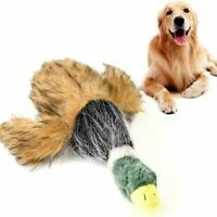 For Dog Toy Play Funny Pet Puppy Chew Squeaker Squeaky Plush Toys Sound D9T8