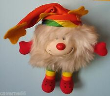 JOUET ANCIEN Rainbow Brite Mattel POUPEE PELUCHE DOLL Twink Sprite / P'tit Malin