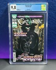 Catwoman #26 CGC 9.8 Cover A Jones 1st Father Valley batman