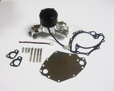 Small Block Ford Electric Water Pump High Volume 351C 400 Cleveland SBF + PLATE