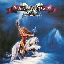 IVORY TIGER - Metal Mountain (NEW*US METAL KILLER*1986 INCL. 9 BONUS TRACKS)