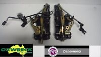 GENUINE HOLDEN TS ASTRA CONVERTIBLE ROOF LATCHES PAIR