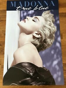 Poster Madonna 420mm x 594mm (size A2)