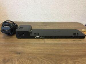HP 2013 UltraSlim Docking Station For Elitebook 820 G1, 840 G1, Elitebook 850 G1