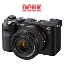 Sony a7c corpo della fotocamera digitale con lente 28-60mm FE ** 3 ANNO Sony UK/EU GARANZIA **