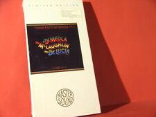 "AL DI MEOLA "" FRIDAY NIGHT IN SAN FRANCISCO "" (LONG-SONY-24KARAT-GOLD-CD/SEALED)"