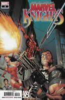 Marvel Knights 20th Comic 3 Cover A Geoff Shaw First Print 2018 Donny Cates
