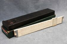 K+E 4081-3 SLIDE RULE IN CASE & BOX