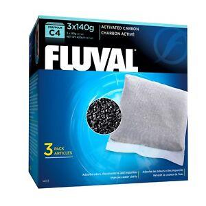 Fluval C4 Carbon 3 Pack