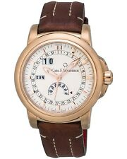 Carl F. Bucherer 18K Patravi Calendar Mens Watch -  00.10629.03.13.02