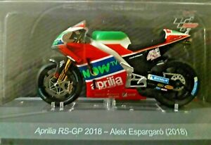 Aleix Espargaro - 2018 - Aprilia RS-GP   MOTO GP  1/18 new in box