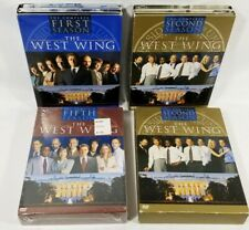 The West Wing Complete Season 1, 2, and 5 (DVD, 12-Disc Set) w Slipcover