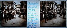 Photographie Guides de Chamonix 28 Août 1932 remise de décoration Général Dosse