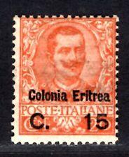 ITALIENISCHE KOLONIEN ERITREA 1905 30 ** POSTFRISCH SCHÖNE MARKE (I2986