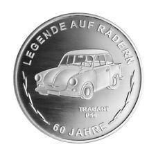 Auto - Silbermedaille * 60 Jahre Trabant - Eine Legende auf R?dern * NEU *