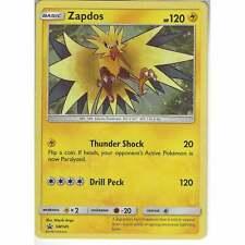 Pokemon Trading Card Game SM145 Zapdos | Black Star Promo Card | Holo Rare
