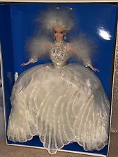 1994 Snow Princess Barbie Enchanted Seasons Collection Limited Edition #11875