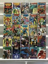 Doom Patrol Dc Vertigo  25 Lot Comic Book Comics Set Run Collection Box