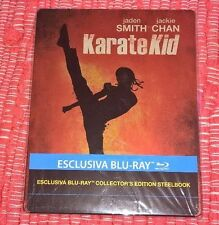 KARATE KID 2010 BLU-RAY STEELBOOK NEU & OVP