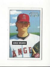 2005 Bowman Heritage #245 Jered Weaver RC Rookie Angels
