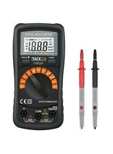Advanced Digital Multimeter, Auto-ranging Electronic Amp Volt Ohm (E-3)