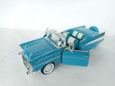 ROAD TOUGH 1:18 DIE CAST CHEVROLET BEL AIR 1957 Convertible  N Mint Ohne box